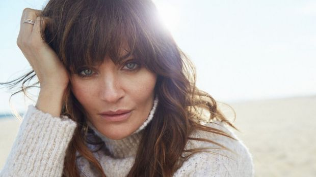 Helena Christensen: 'I won't talk about ageing – no man ever gets asked'