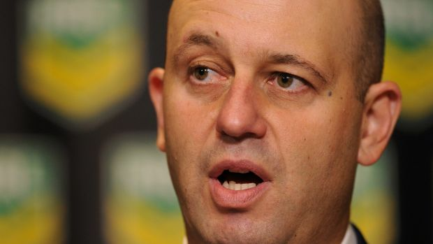 Advocate for change: Todd Greenberg says third-party deals need to be ''modernised''.