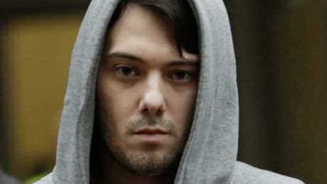 Martin Shkreli after he was arrested in December 2015 for alleged securities fraud. His latest antics on social media ...