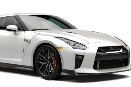 The Nissan GT-R R35 series, which retails for around $200,000.