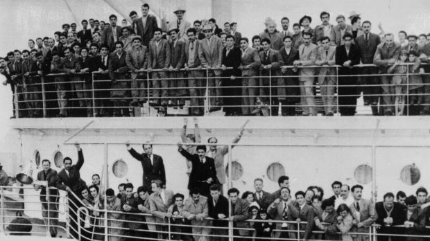italian migrants to australia This paper explores the phenomenon of post wwii italian migration (from the  veneto region) to the state of queensland in australia.