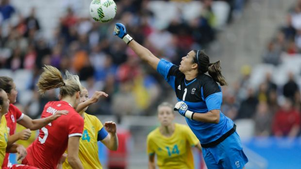 Matildas goalkeeper Lydia Williams says their sell-out crowd in Sydney is a sign of the times in women's sport.