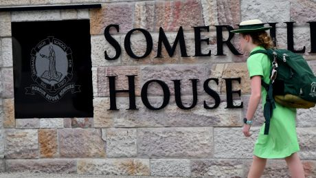 Somerville House principal Florence Kearney will review security protocols
