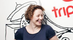 Triple J presenter Zan Rowe: podcasts can go deeper.