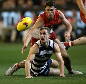 Selwood was controlled well by Sydney in the semi-final but his side still managed to flourish.