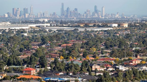 Melbourne property prices have continued to push higher.