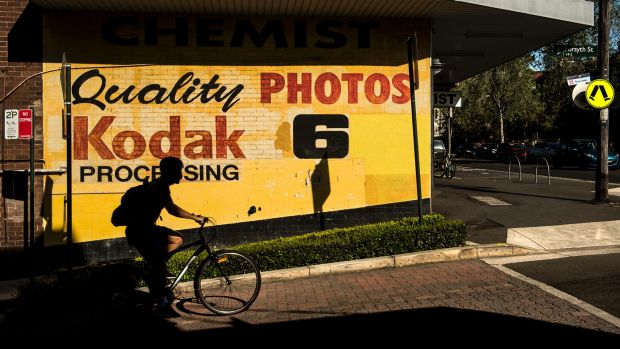 Shares in Eastman Kodak soared this morning on Wall Street as it announced plans to launch its own cryptocurreny.
