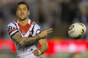 Northern beaches boy? Could Mitchell Pearce be on his way to Manly.
