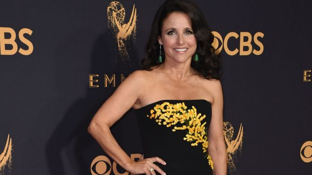 Actor Julia Louis-Dreyfus completes second round of chemo