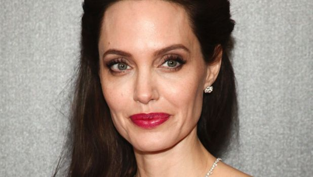 """I was miserable. I was completely unhappy"": Angelina Jolie."