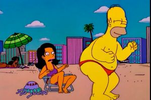 Brazilians did not find amusing the many cultural stereotypes played upon in The Simpsons' Blame it on Lisa episode.