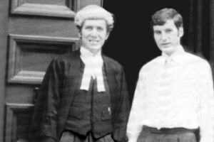 Michael Kirby and Johan van Vloten have been together more than 48 years.
