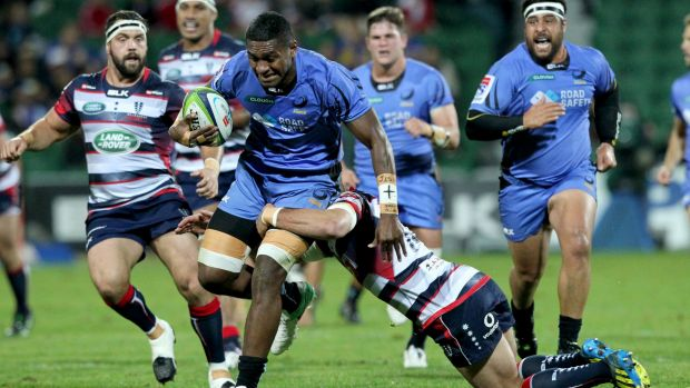 Isi Naisarani has joined the ACT Brumbies and the club are set to announce more Force signings next week.