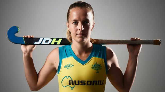 As a kid from Crookwell, New Hockeyroos captain Emily Smith never thought she'd play for Australia.