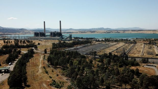 The Liddell Power Station in the Hunter Valley is slated to close in 2022.