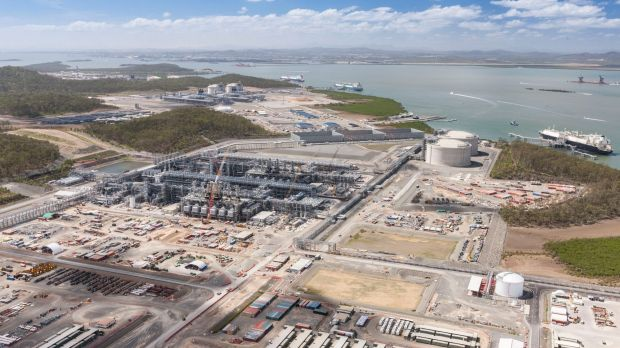 Turnbull threatens to restrict gas exports
