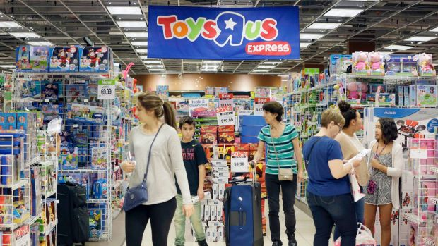 """The collapse of Toys """"R"""" Us  will have wider implications."""
