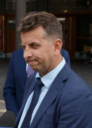Transport Minister Andrew Constance has been accused of political interference.