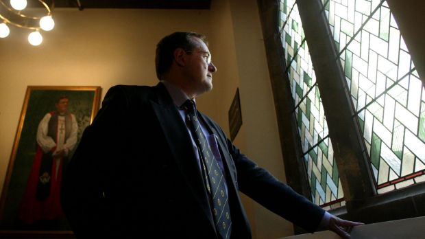 Bendigo bishop Andrew Curnow says dogmatic readings of the Bible should not be used  to prevent the creation of ...