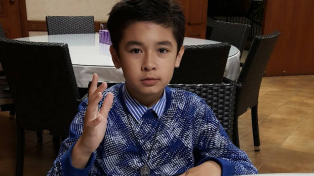 Nicole Lim says her son Carlos Blanch is traumatised by injuries he allegedly sustained at school.