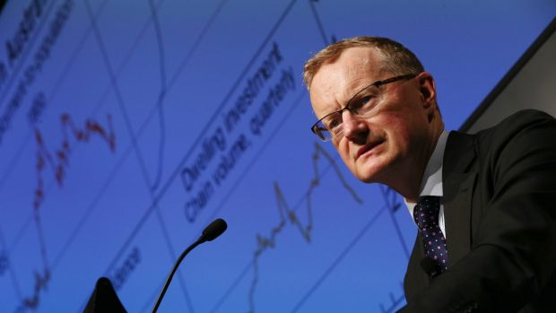 Philip Lowe, governor of the Reserve Bank of Australia, is yet to move rates in his tenure.