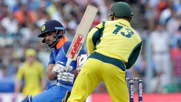 Indore ODI: Australia bat, Finch returns