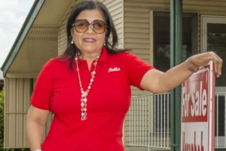 Real estate agent and investor, Bella Exposito is caught in the dramatic downturn of property prices in the Queensland ...