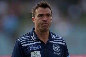 Chris Scott says that Australia are not going to protect their 10-point lead heading into the final International Rules test.