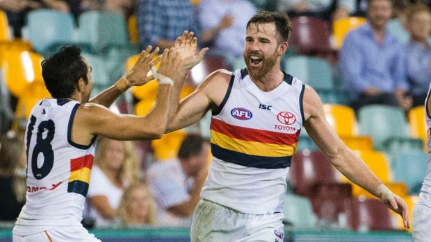 Andy Otten may be the one to make way should Mitch McGovern be fit for the grand final.