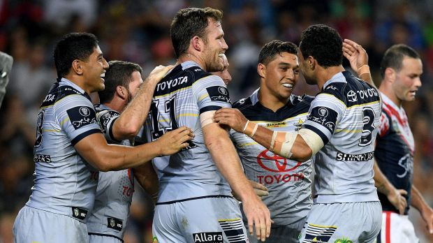 Cowboys into NRL grand final