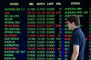 The ASX managed to eke out a weekly gain,