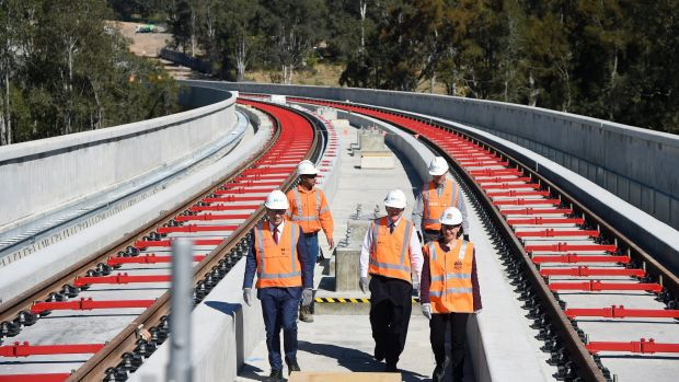 As more infrastructure including the Sydney Metro is built, operating costs also increase.