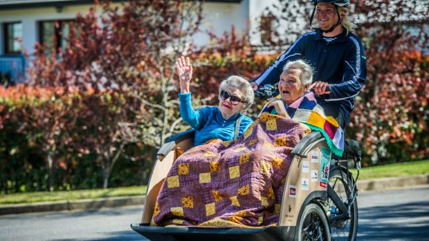 Canberra Nursing Homes Act