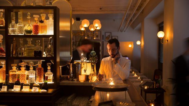 Journey back to 1930s glamour at the Mayfair