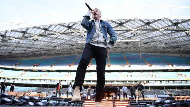 Macklemore Cancels Aus Press Conference Ahead Of NRL Grand Final