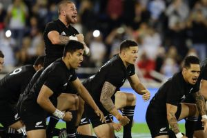 Not acceptable: The All Blacks repeatedly tackle higher than other tier-one nations.