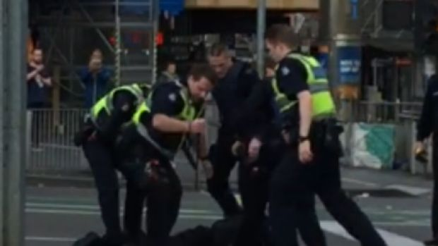 Teen charged with attempted murder over alleged Melbourne CBD incident
