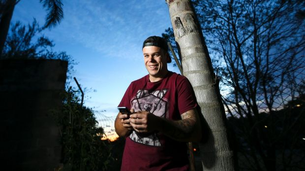 """""""I was just pretty much swiping on anyone'': Matthew Neale used Tinder to meet other travellers and locals during a ..."""