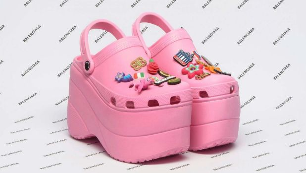After causing a stir when they were announced, Balenciaga's take on Crocs have sold out on pre-release.