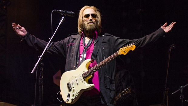 Tom Petty and the Heartbreakers appears at KAABOO 2017.