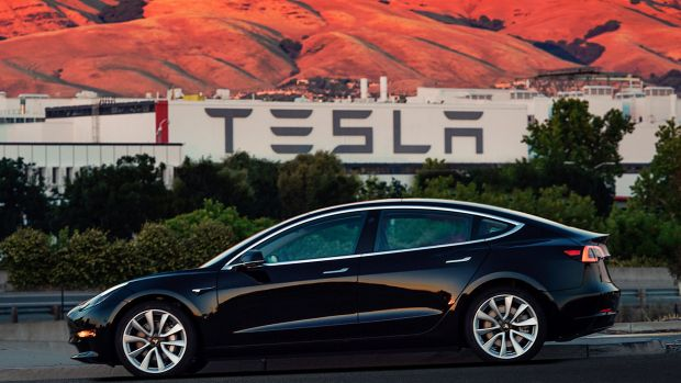 Tesla is facing a production crunch.