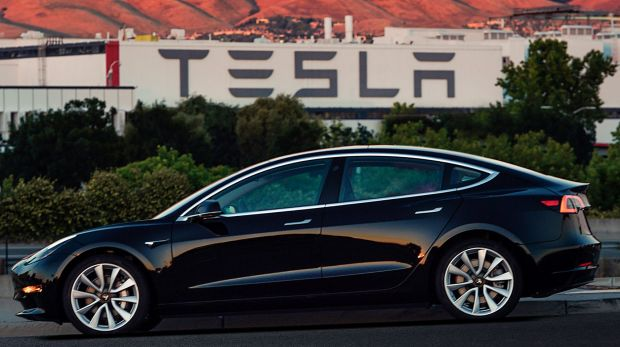 It. Just. Makes. Sense. Short Tesla, Chanos says.