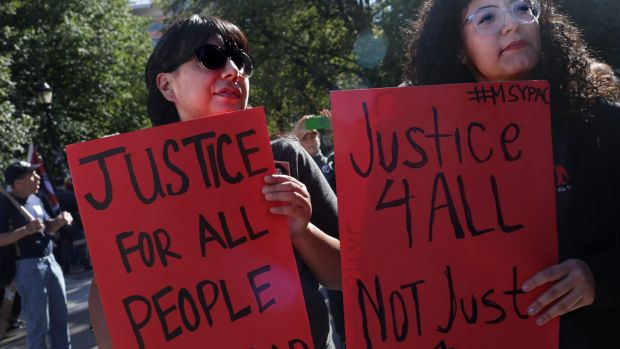 The March for Racial Justice is a multi-community movement organised to protest against systemic racism and promote ...