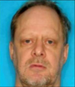A license photo of Stephen Paddock, the man responsible for the Las Vegas shooting on September 28.