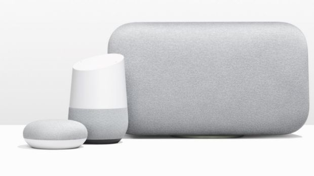 The small Home Mini will be joining the regular Google Home in Australia. The also-announced high-end Home Max will not. ...