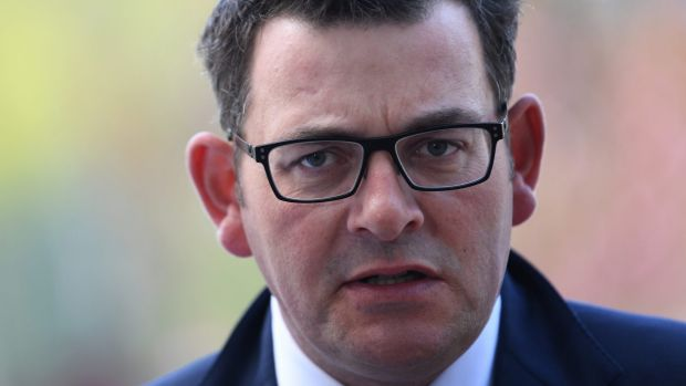 The Daniel Andrews government will introduce trials for driverless cars.
