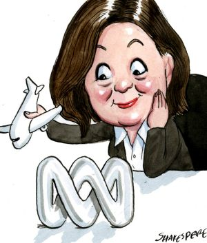 ABC's Michelle Guthrie is overseeing a restructure that leaves Radio National facing fragmentation.