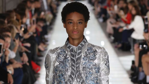 Janaye Furman makes history for Louis Vuitton by opening their PFW show