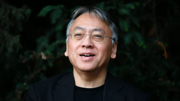 British novelist Kazuo Ishiguro  has won the Nobel Prize for Literature.