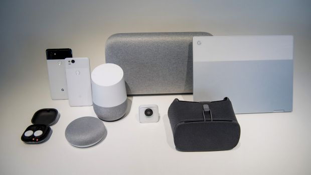 The second generation of Google's own hardware, including the Pixel 2 and Pixel 2 XL, Pixel Buds, Google Home Mini and ...